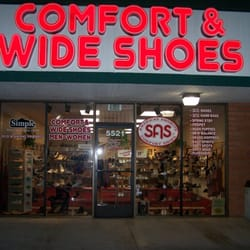 Photo of Comfort Wide Shoes - San Diego, CA, United States. Store front