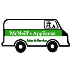 Mcneill S Appliance Appliances Amp Repair 104 W Oak St