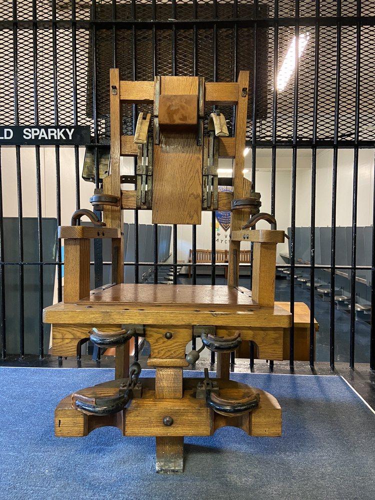 West Virginia Penitentiary Tours