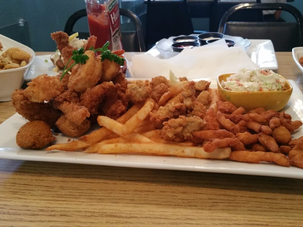 Photo Of Jd S Seafood Restaurant Rockport Tx United States Large Portions