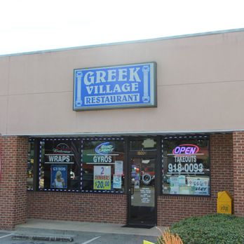 Photo Of Greek Village Restaurant Warner Robins Ga United States Great Place