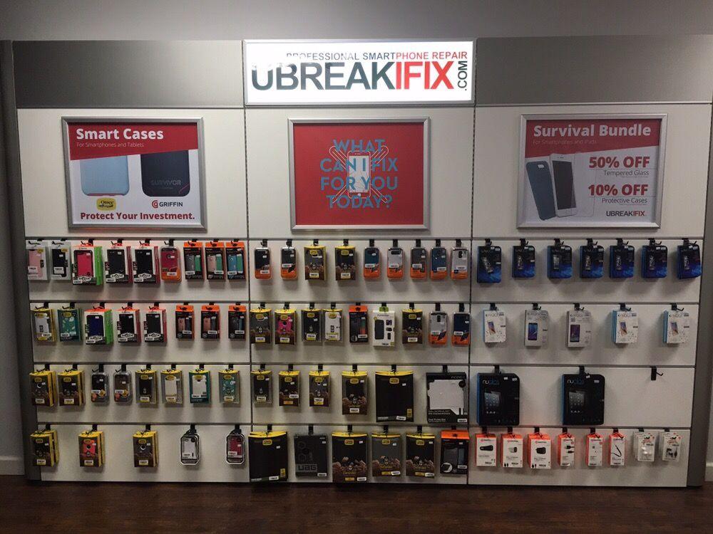 uBreakiFix: 1700 N Rock Rd, Derby, KS