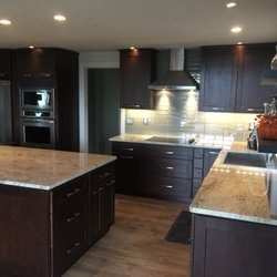 for outlets inspiration countertops and island with styles not centered image spokane granite kitchen shocking