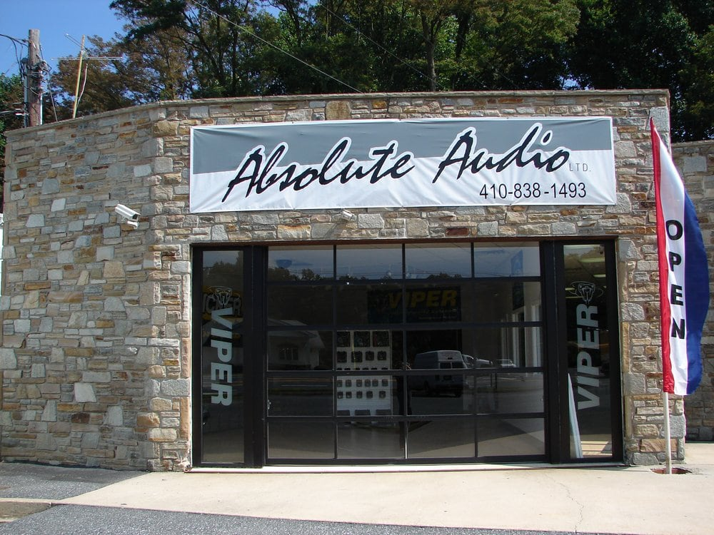 Absolute Audio: 1319 Baltimore Pike, Bel Air, MD