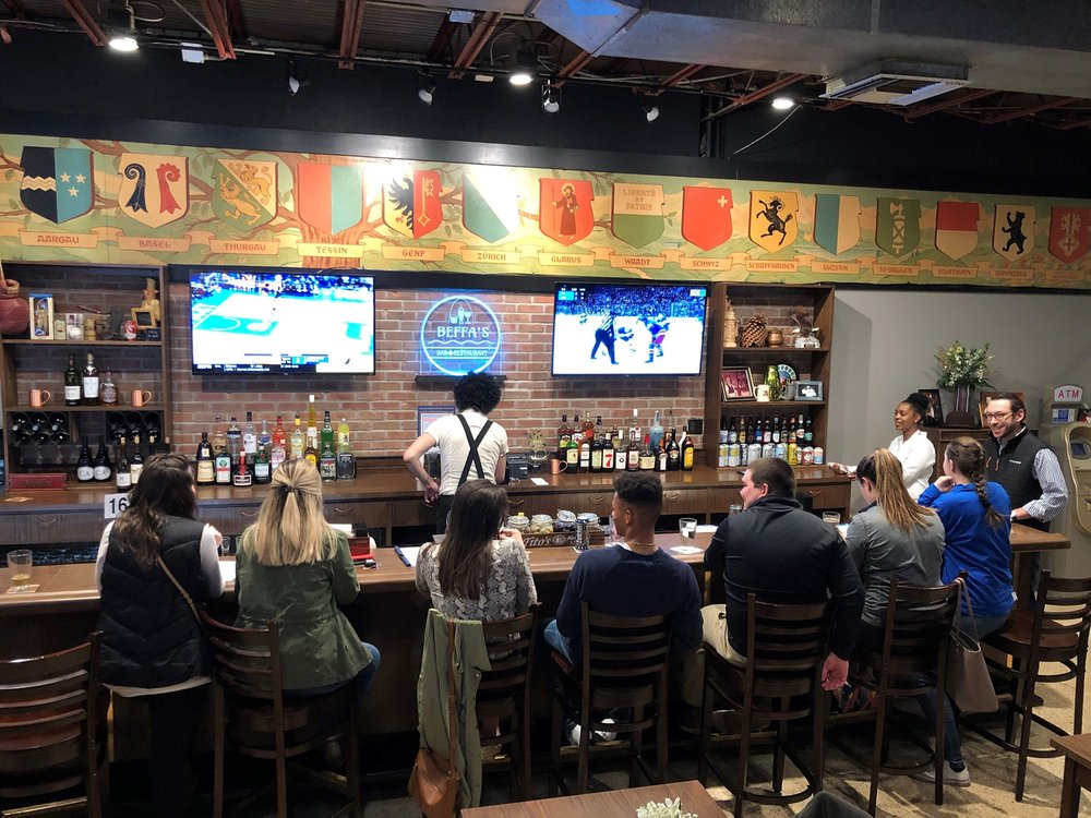 Beffa's Bar & Restaurant: 2700 Olive St, St. Louis, MO