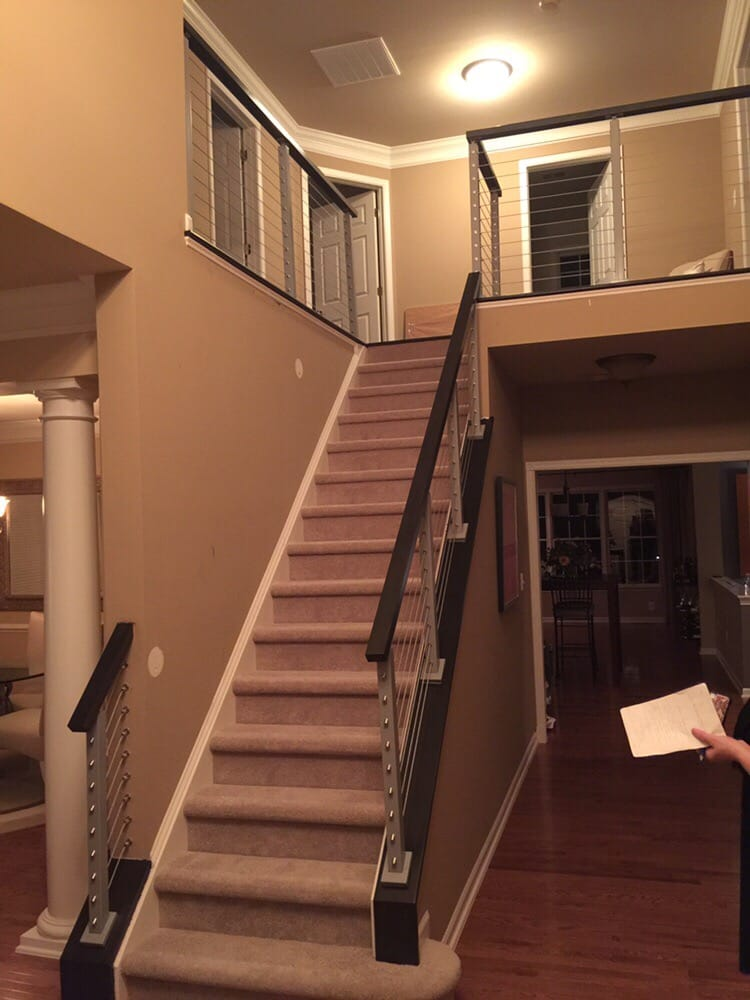 Contemporary Handrails And Rods Yelp
