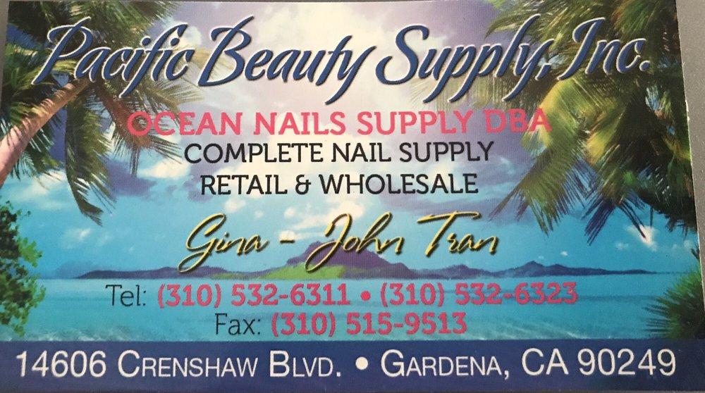 Ocean Nail Supply