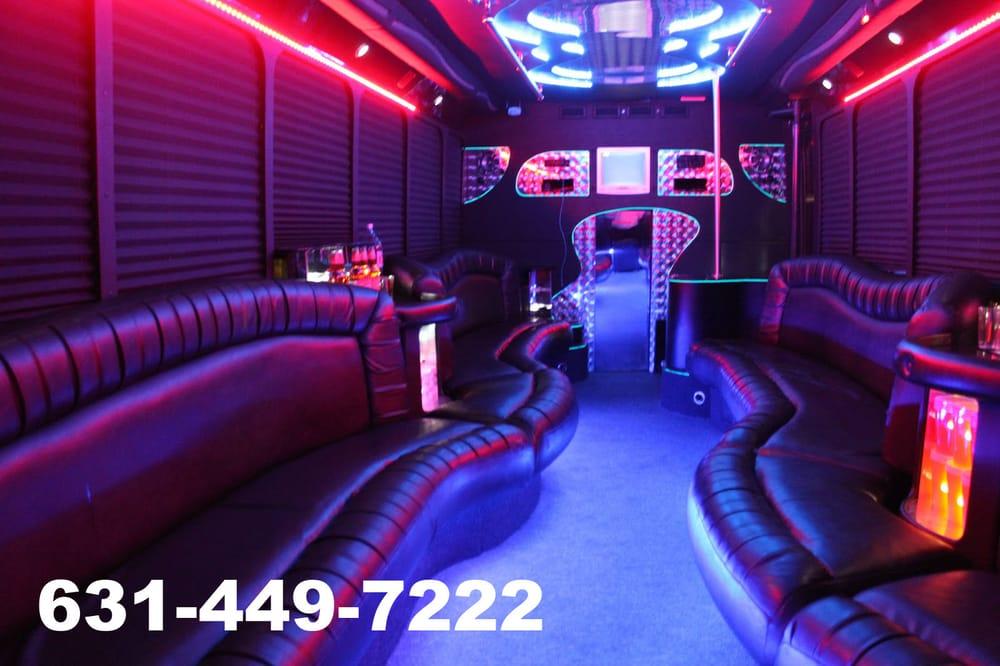 Huntington Party Bus: 223 Wall St, Huntington, NY