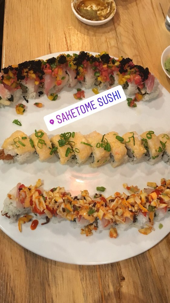 Saketome Sushi: 459 Electric Ave, Bigfork, MT