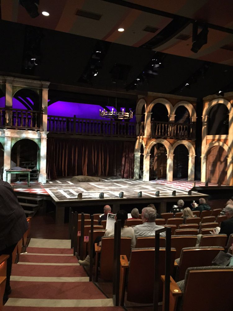 South Coast Repertory - 655 Town Ctr Dr, Costa Mesa, CA
