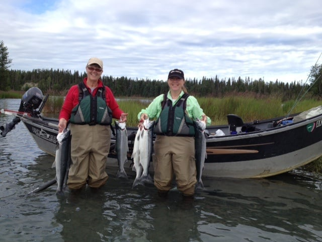 Alaskan angling adventures llc fishing cooper landing for Cooper landing fishing guides