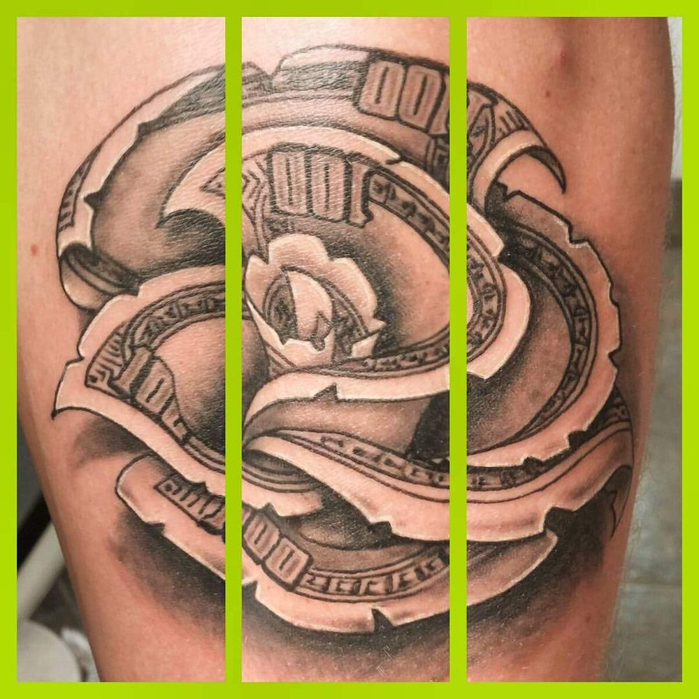 Lucky Devil Tattoo Parlor: 13274 Hwy 51, Atoka, TN