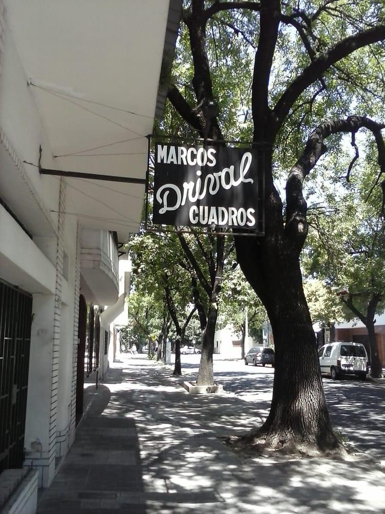 Drival Marcos y Cuadros - Enmarcado - Juan Manuel de Rosas 1745 ...