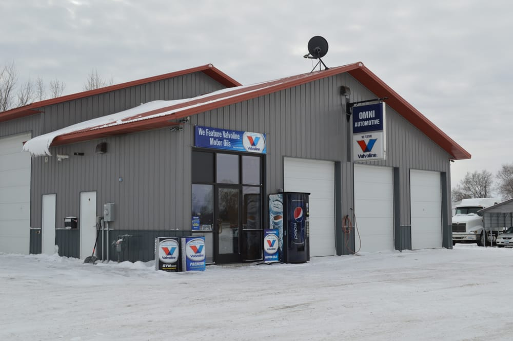 Omni Automotive & The Tire Shop: 306 E Main St, Clarks Grove, MN