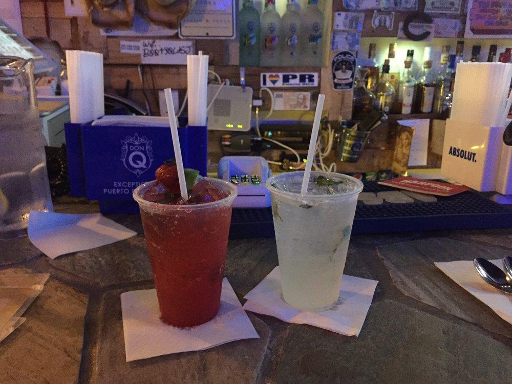 Booty's: Calle del Cristo 103, San Juan, PR