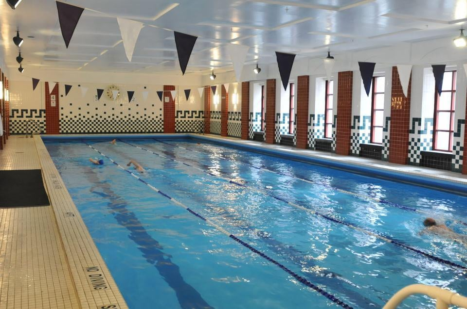 The sporting club at the bellevue features a 25 meter indoor swimming pool yelp for Swimming pools in philadelphia pa