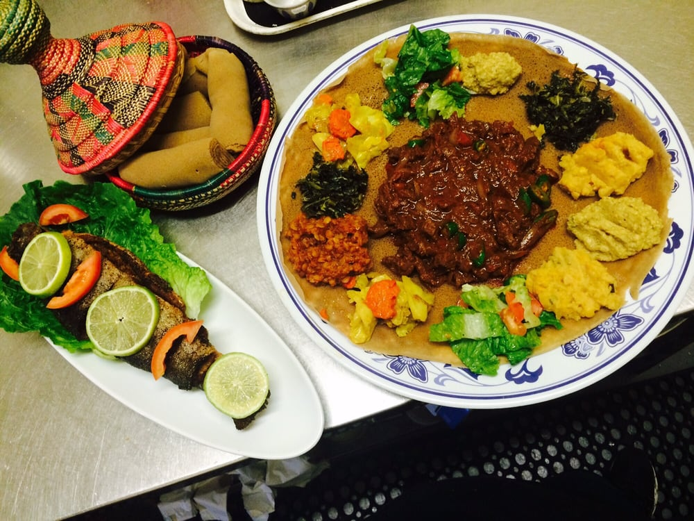 Full fish with veggie combo and awazie tibbs yelp for Annapurna cuisine los angeles