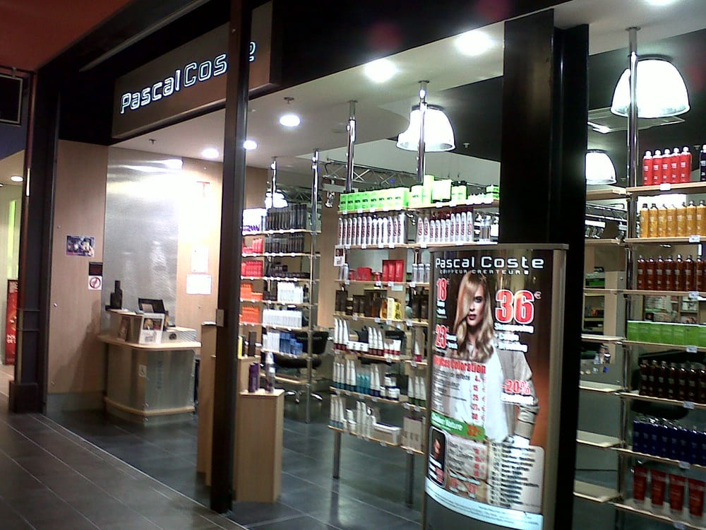 Pascal coste hair salons 1t ave gustave eiffel pessac for Salon pascal coste