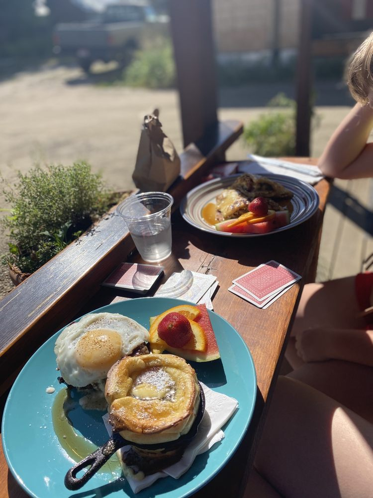 The North Fork Cafe: 404 S Main St, Cascade, ID