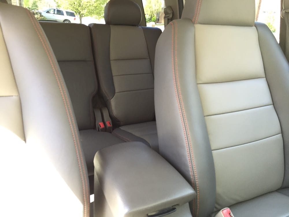 Photo Of Fuller Auto Upholstery   Haltom City, TX, United States. 2005 Jeep