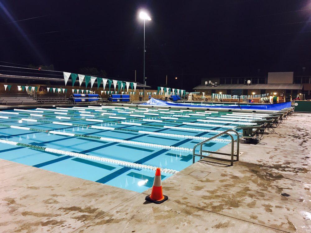 Brian Bent Memorial Aquatics Complex: 818 Sixth St, Coronado, CA