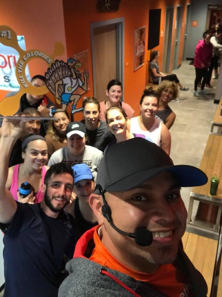 Orangetheory Fitness Huebner