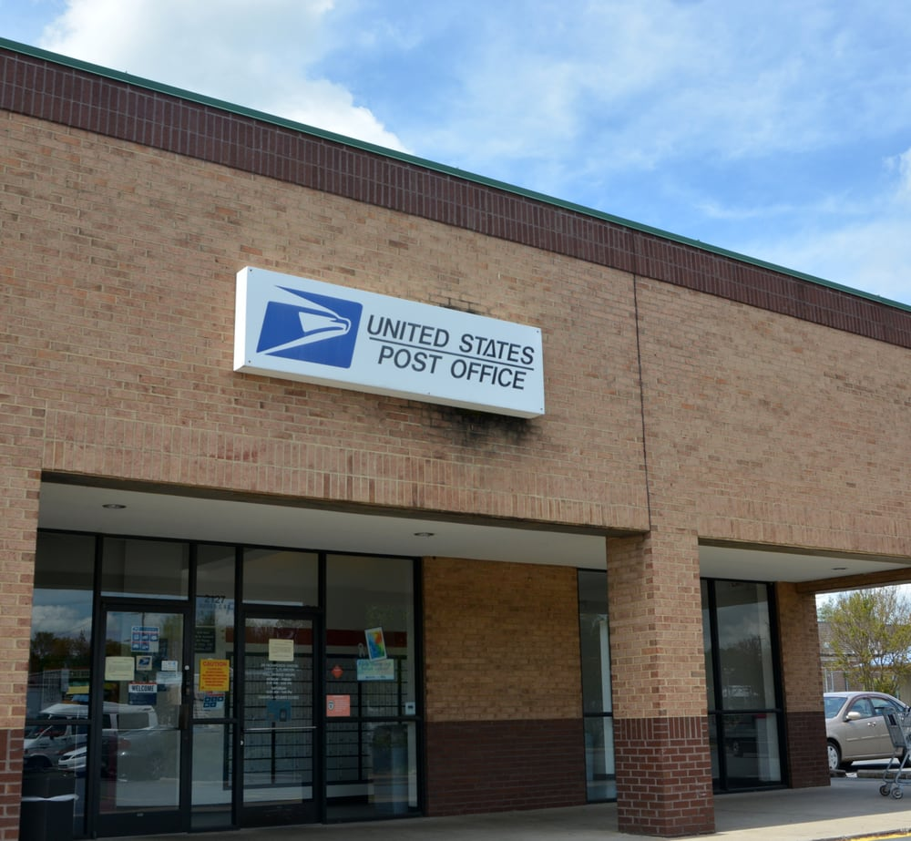 United states post office post offices 2127 beatties - United states post office phone number ...