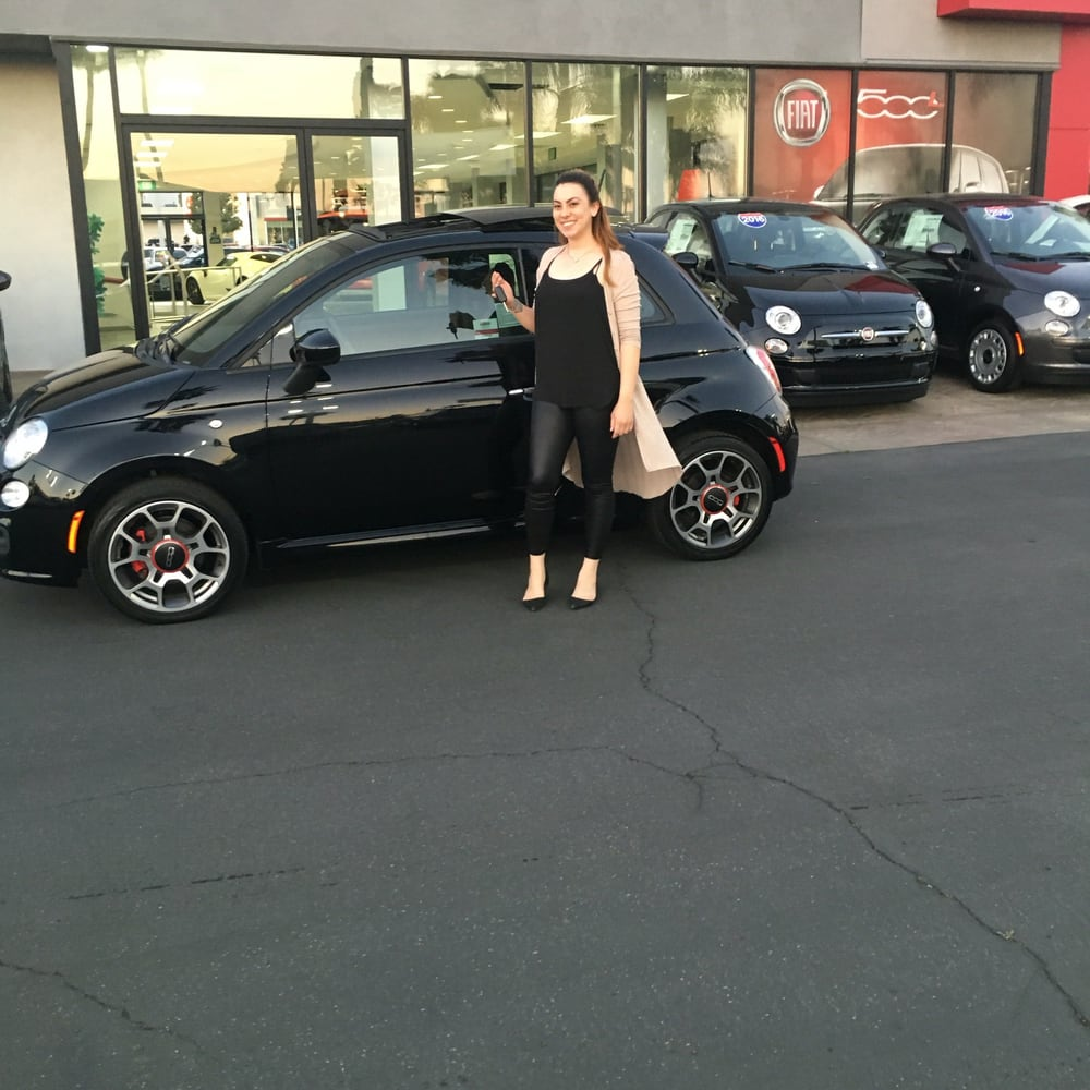 Thank you Frank Francis and everyone at Walters Alfa Romeo / Fiat -