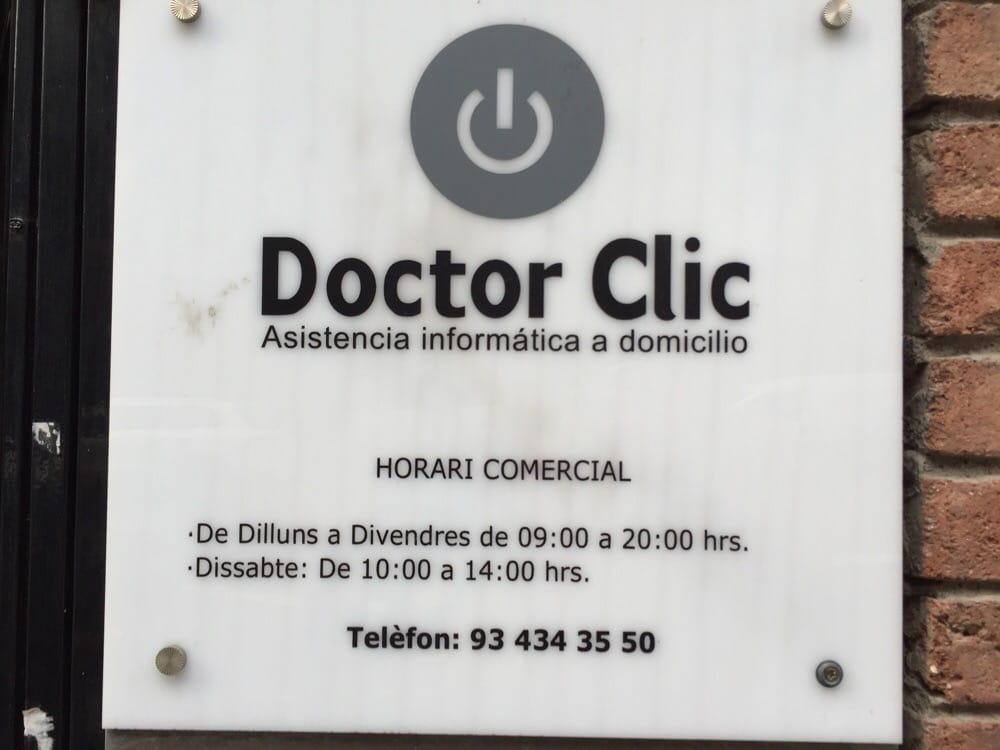 Doctor Clic - IT Services & Computer Repair - Carrer de