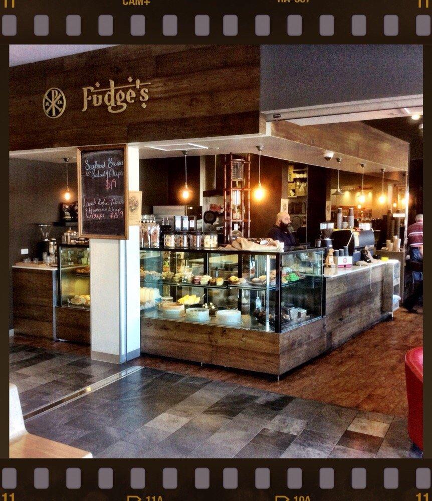 Fudge's Cafe