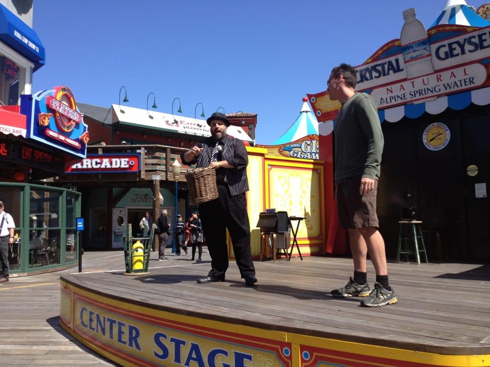 Big Al Catraz Entertainment Magic