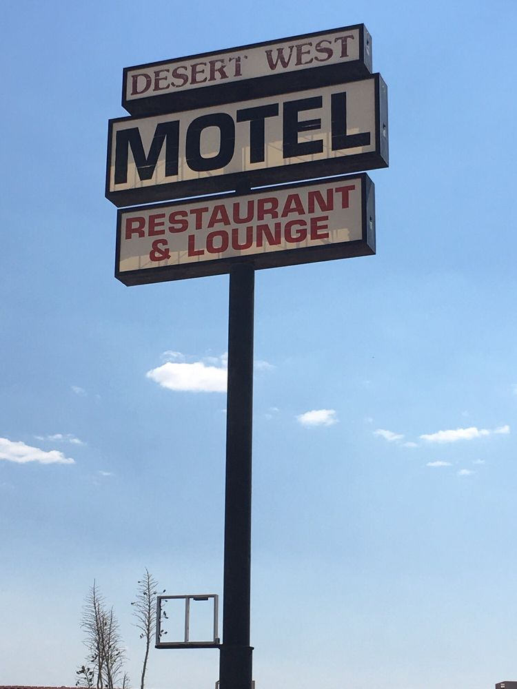 Desert West Motel: 3190 US Hwy 80, Deming, NM