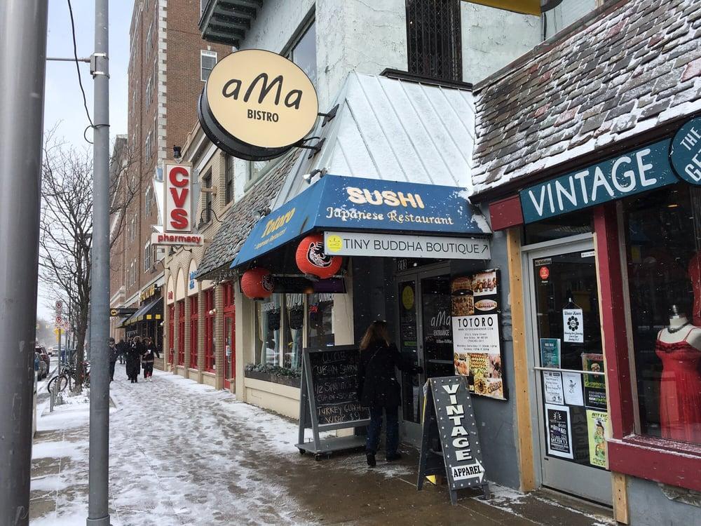 Totoro 73 foto sushi bar downtown ann arbor ann for Affitti della cabina di ann arbor michigan