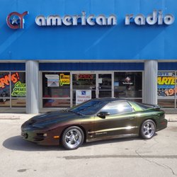 American Radio - Car Stereo Installation - 8105 Kingston