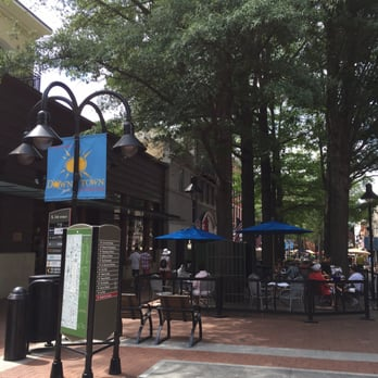 Photo Of Downtown Mall Charlottesville Va United States