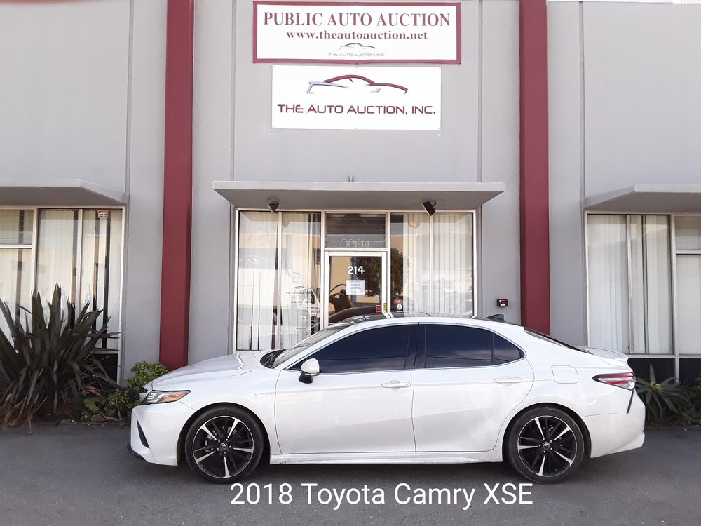 The Auto Auction