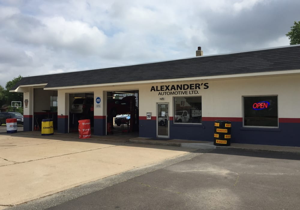 Alexander's Automotive: 2359 Galloway Rd, Bensalem, PA