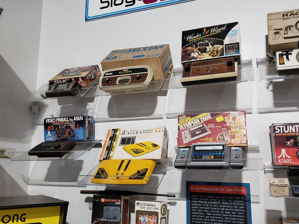 National Videogame Museum: 8004 N Dallas Pkwy, Frisco, TX