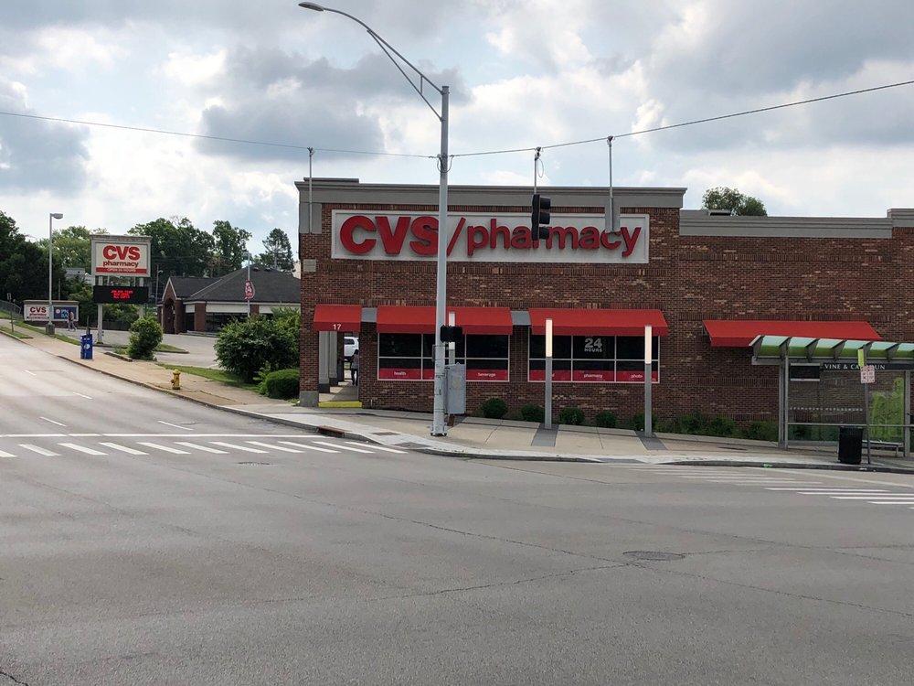 CVS Pharmacy: 17 William Howard Taft, Cincinnati, OH