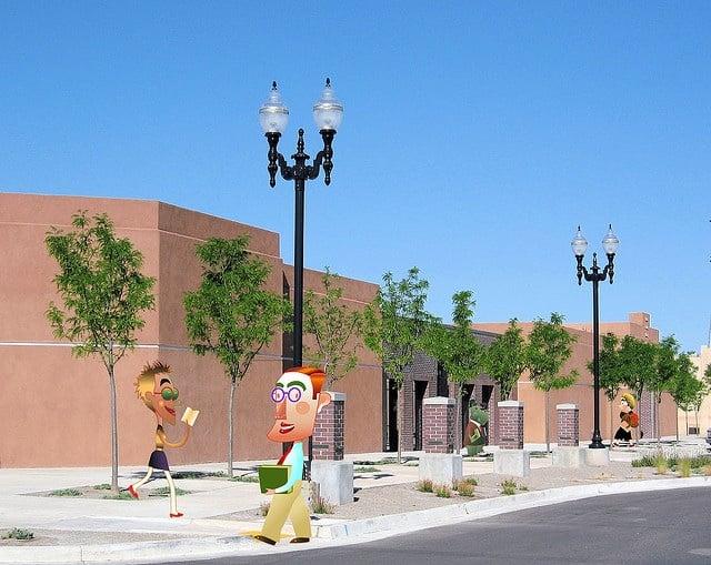 Belen Public Library: 333 Becker Ave, Belen, NM