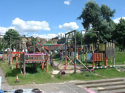 barnard park adventure playground parks copenhagen. Black Bedroom Furniture Sets. Home Design Ideas