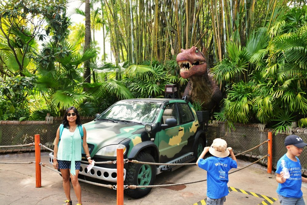 Photo of Jurassic Park River Adventure: Orlando, FL