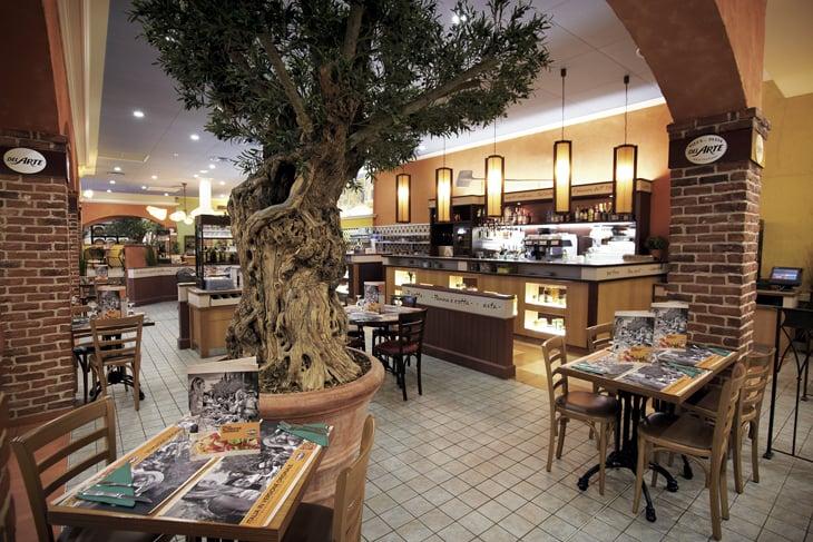 Ristorante Del Arte 18 Avis Italien Centre Commercial R Gional Cr Teil Soleil Cr Teil