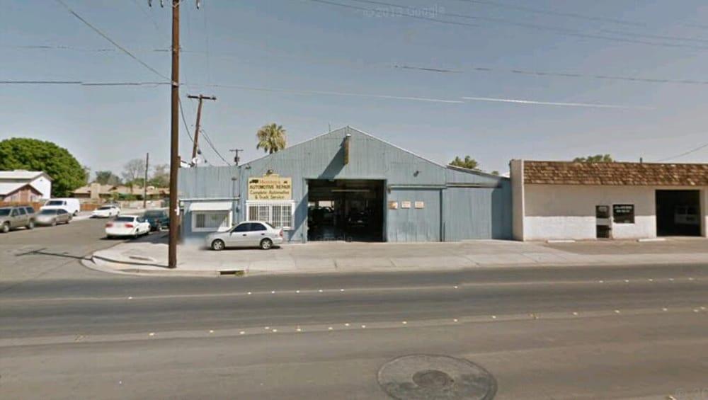 Montoyas Automotive: 1824 W 8th St, Yuma, AZ