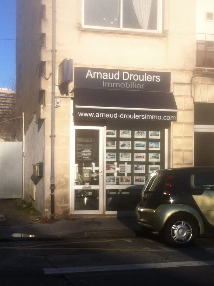 Arnaud droulers agence immobili re 71 ave du g n ral for Agence immobiliere bordeaux cauderan