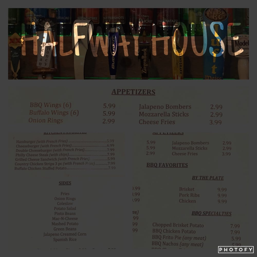 Social Spots from Halfway House