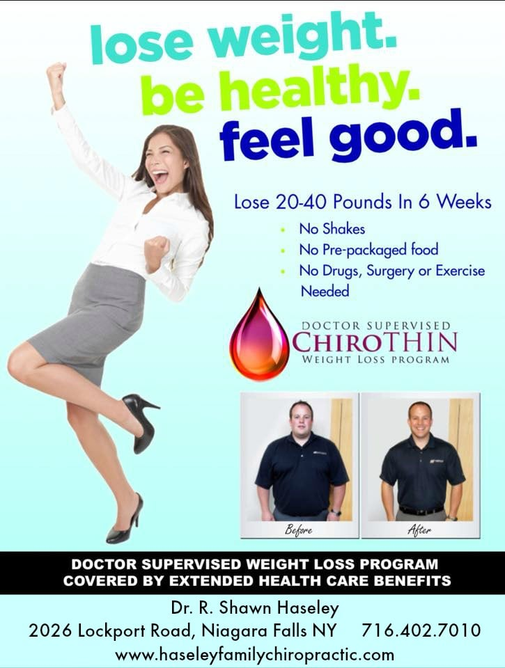 Wny S Only Clinic Offering This 1 Rated Weight Loss Program 20
