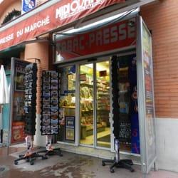 Tabac Presse Du March Bureaux de tabac 16 Place des Carmes