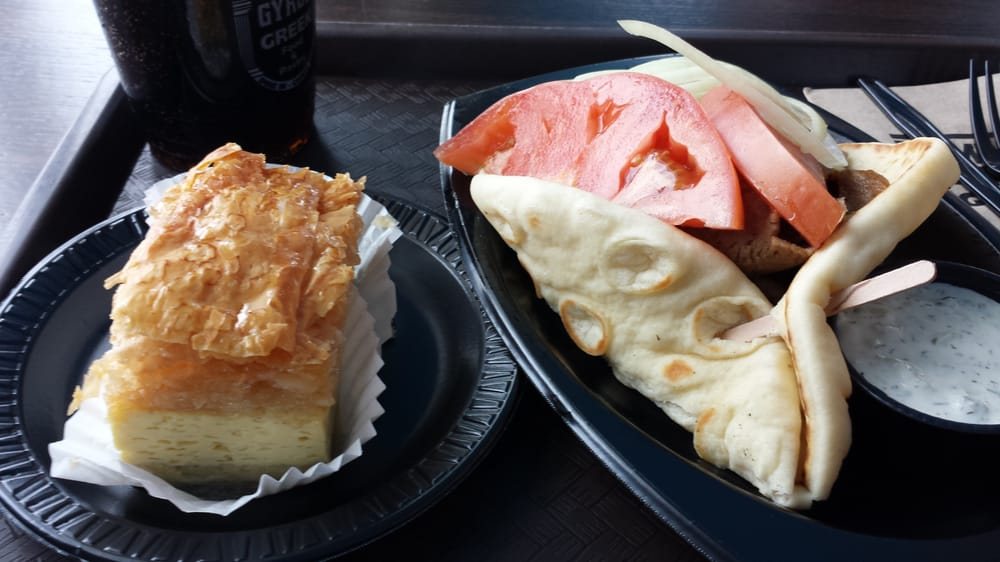 Mr. Gyros Greek Food & Pastry: 8234 Metcalf Ave, Overland Park, KS