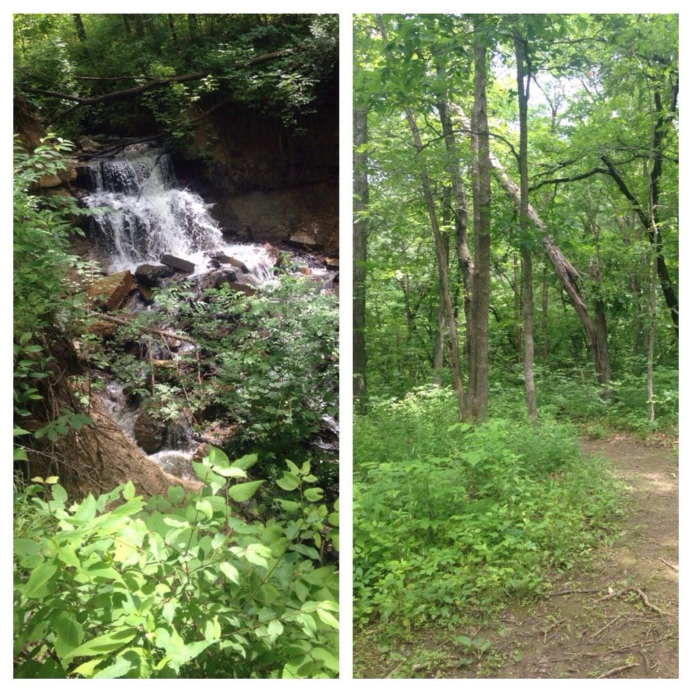Finger Lakes State Park: 1505 E Peabody Rd, Columbia, MO